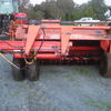 Kverneland Taarup Model TA 338B Flail Mower Conditioner with auto-swather For Sale