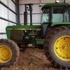 John Deere 4450 FWA Tractor
