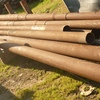 Old telephone poles for sale as Fencing posts