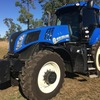 New Holland T8.300 MFD Tractor 285HP