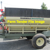Town behind Spreader 7-8 tonnes Capacity  - Machinery & Equipment