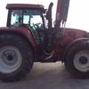 2006 CASE CVX1195 tractor with FEL