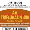 For Sale Trifluralin 480 Herbicide  - Farm Supplies