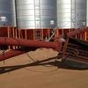 "Sakundiak 10"" x 66FT Swing Away Auger For Sale"
