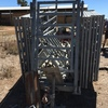 14 Panel Gribbens Portable Cattle Yards and Ramp w Head Bale
