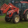 2007 Daedong DK90 2C Tractor