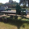 John Deere Canola Pickup Front + Trailer For Sale