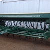 33 Run Shearer Combine For Sale - AS New! 6 Row with Trash Harrows