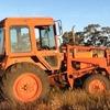 1990 BELARUS 572 tractor w FEL For Sale