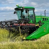 John Deere 4995 Windrower