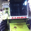 Claas 116CS Dominator Header and 30ft front