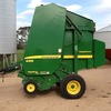 John Deere 468 Silage Special Round Baler For Sale - Season Ready!