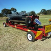 2012 14' Phillips canola front & leith trailer  - Machinery & Equipment