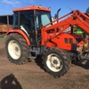 Daedong DK90 Tractor with FEL