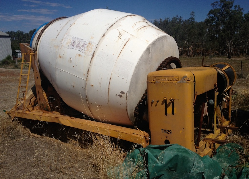 Cement mixer with holden motor for sale machinery for Cement mixer motor for sale
