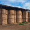 200 X Lucerne Hay Rolls For Sale 5x4 - Shedded