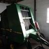BALER  JOHN DEER 435 NET WRAP TIDY MACHINE WITH MONITOR & LOW BALEAGE