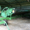 615 John Deere Canola Front For Sale including trailer