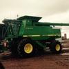 John Deere CTS 2 1999 model Rice spec