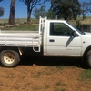 1998 Diesel Rodeo Ute - Vehicles - Used