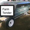 Wheeled Medium Stock Feeders 2.8m3 Capacity - Livestock Equipment