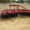 International 3pl x 40 plate disc harrows - Machinery & Equipment