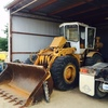 TEREX Articulated loader