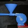 Livestock Feeding Equipment -Pellet food fan blowers with Venturi - Livestock Equipment