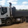 Iveco Stralis 2005  9 cubic metre tipper/also prime mover compliance and turntable/405hp
