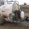 Croplands  1500 litre   12 Metre boom