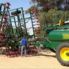 Simplicity 40Ft Air Seeder For Sale -As New! - Machinery & Equipment