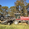 2011 Massey Ferguson 9635 Windrower