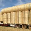 Hay - Machinery Transport / Freight provider available