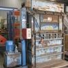 Hydrapac Bailing Machine
