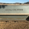 COWRA LICK FEEDERS FOR SALE