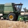 John Deere 9500 Header / Harvester For Sale with Front and Trailer