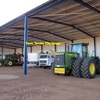Quote for a Machinery Shed 50m long x 24m wide x 7.5m high - Machinery & Equipment