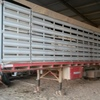 40Ft Freighter Trailer with Cattle Stock Crate