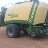 Krone 1290 Big Pack Baler For Sale - Keen Seller- As New