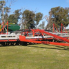 2013 Tobin 40 foot hi-speed no-till disc drill