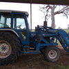 Ford 7810 2wd 100hp 6500 hours with FEL - Large Machinery - Used