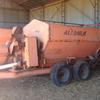 Allbulk Mammoth Rollermill / Hammermill Mixer Wagon For Sale