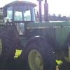 4250 John Deere Tractor 120 HP & PTO