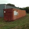 40 ft Freight Container - Building