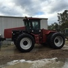 CASE IH 9250 Tractor with Linkage