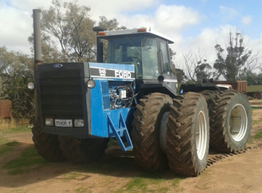 Ford versatile destination 6 946 325hp machinery equipment for Versatile sheds prices