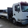 MACK MB14 Tray Truck For Sale w Crane