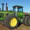 John Deere 8630 Articulated Tractor - Machinery & Equipment