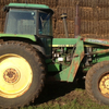 John Deere 4450 with Front End Loader