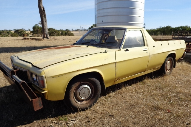 Hz Holden Ute Project Vehicles Amp Motorbikes 2wd Utes For